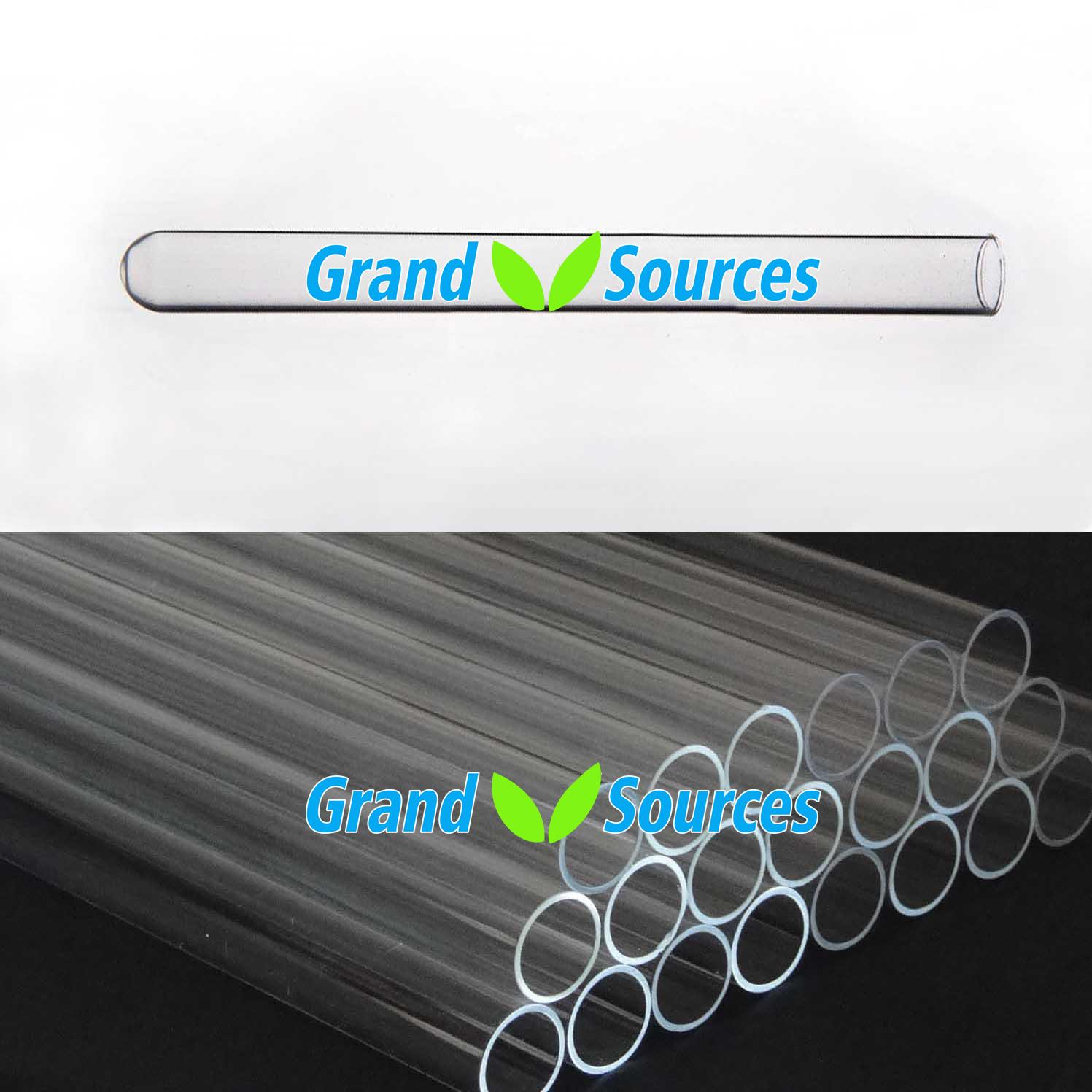各种类型的透明石英管.jpg